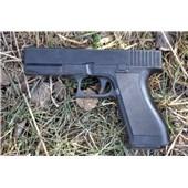 Cvičná gumová pistole GLOCK