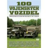 DVD 100 vojenských vozidel