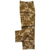 """Britské polní kalhoty rip stop DPM desert """"FR"""" nové"""