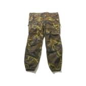 Kalhoty 95 letní RipStop zelený potisk