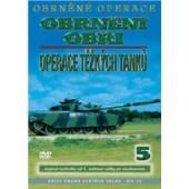 DVD Obrněné operace 5