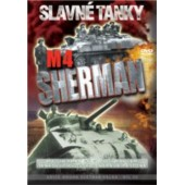 DVD Slavné tanky - SHERMAN