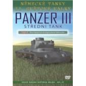 DVD PANZER III - střední tank