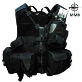 Vesta taktická Special Force černá MMB