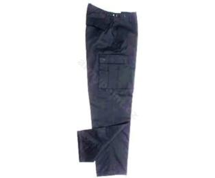US BDU bojové kalhoty černé