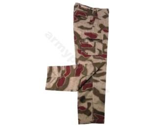 US BDU bojové kalhoty sumpftarn