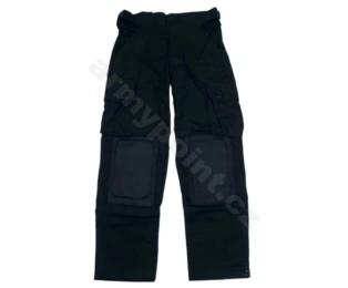 Kalhoty Smock Rip-stop černé