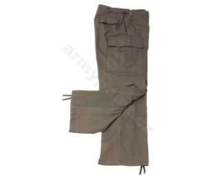 "US BDU kalhoty ""Vietnam"" Rip Stop green"