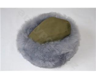 Čepice 97 zimní zelená pro ženy