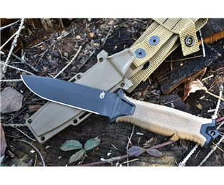 Nůž Gerber Strongarm Fixed Blade Coyote