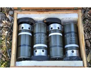 Maketa granát dýmový 81mm PD-1U školní