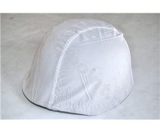 Povlak 95 na přilbu bílý