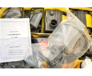 Oděv protichemický OCHOM-99 INT/M2