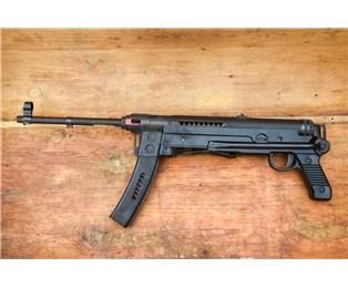 Samopal M56 řez zbraně
