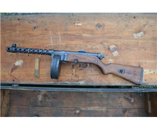 Samopal M49/57 znehodnocený