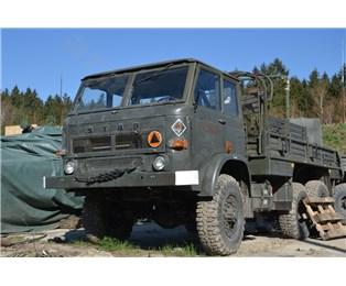 Střední nákladní automobil STAR 266