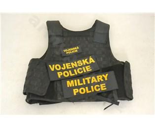 Vesta ochranná pancéřová 08 VP