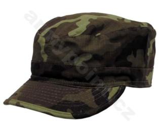 Čepice s kšiltem rip stop maskování vz. 95