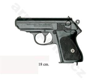 Replika pistole German Waffen-SSPPK 7,65 mm