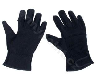 Neoprenové rukavice Combat černé