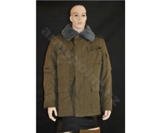 """Sovětská vojenská zimní/letní bunda """"AFGÁNKA - tmavá"""