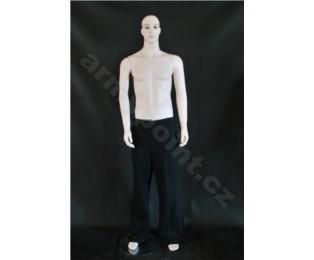 Kalhoty námořnické černé - teplé