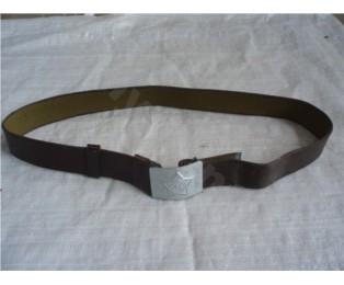 OPASEK Textilní pogumovaný, přezka nelakovaná stříbrná - VŠEVOJSKO