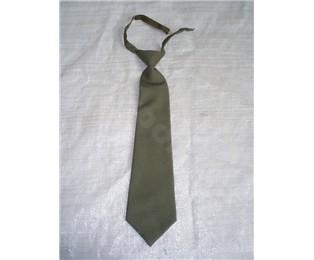 Důstojnická kravata zelená
