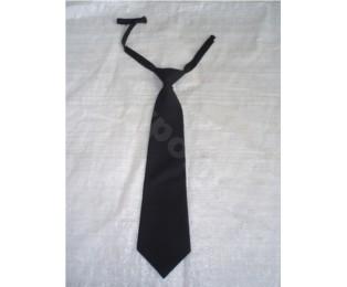 Důstojnická kravata černá