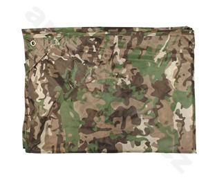 """Pláštěnka stanová """"operation-camo, 200x300cm"""