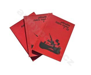 Kniha - Příručka řidiče tanku T-72