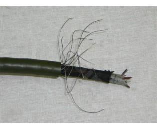 NK napájecí kabel