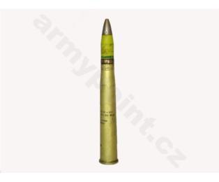 Maketa Nb 40 mm JF se střelou T, MK4 zapalovač M64A1