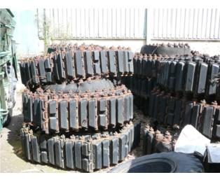 Gumové pásy na rozety T-54