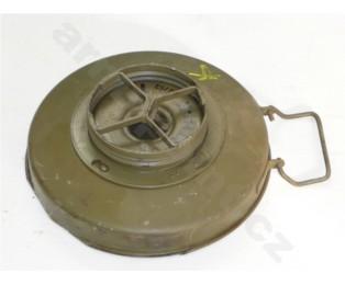 Protitanková mina kovová (Pt-Mi-K) znehodnocená