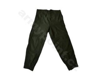 Belgické kalhoty M64, oliv