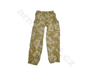 """Britské kalhoty """"tropy"""" DPM desert"""