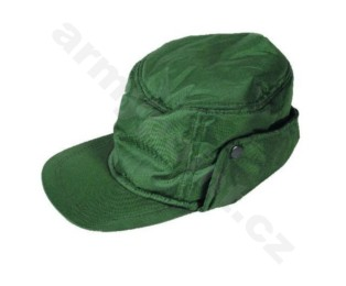 Čepice North zelená