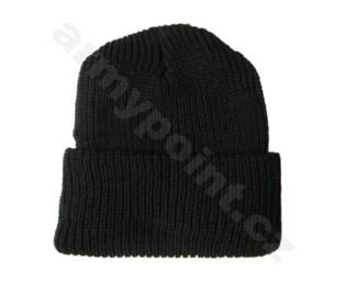 Čepice Akryl černá