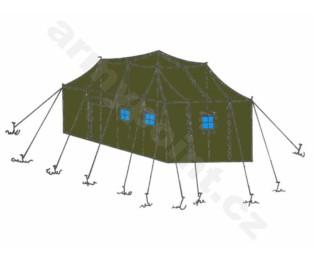 Vojenský dílenský stan - stan pro polní opravy