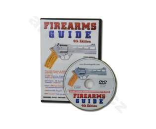 DVD Firearms Guide 4th - průvodce střelnými zbraněmi