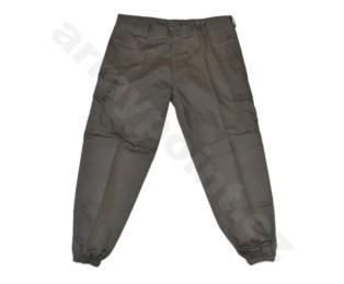 Francouzské polní kalhoty F1 olivové