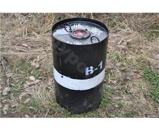 Maketa hlubinná mina B-1