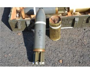 Maketa Nb 122mm HB-38 kumulativní školní