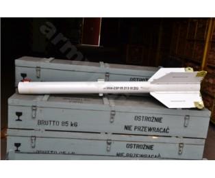 Maketa motoru PLŘS R-3 ( kód NATO AA-2 Atoll-A )