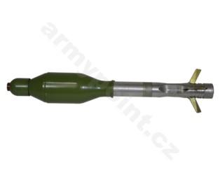 Maketa mina nadrážová M65