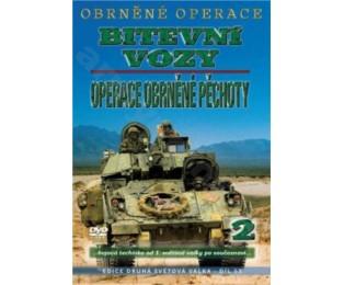 DVD Obrněné operace 2