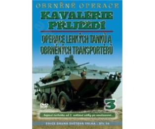 DVD Obrněné operace 3