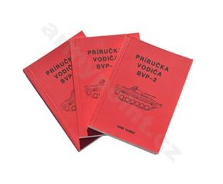 Kniha - Príručka vodiča BVP-2