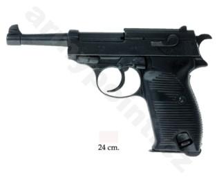 Replika pistole Walther P.38